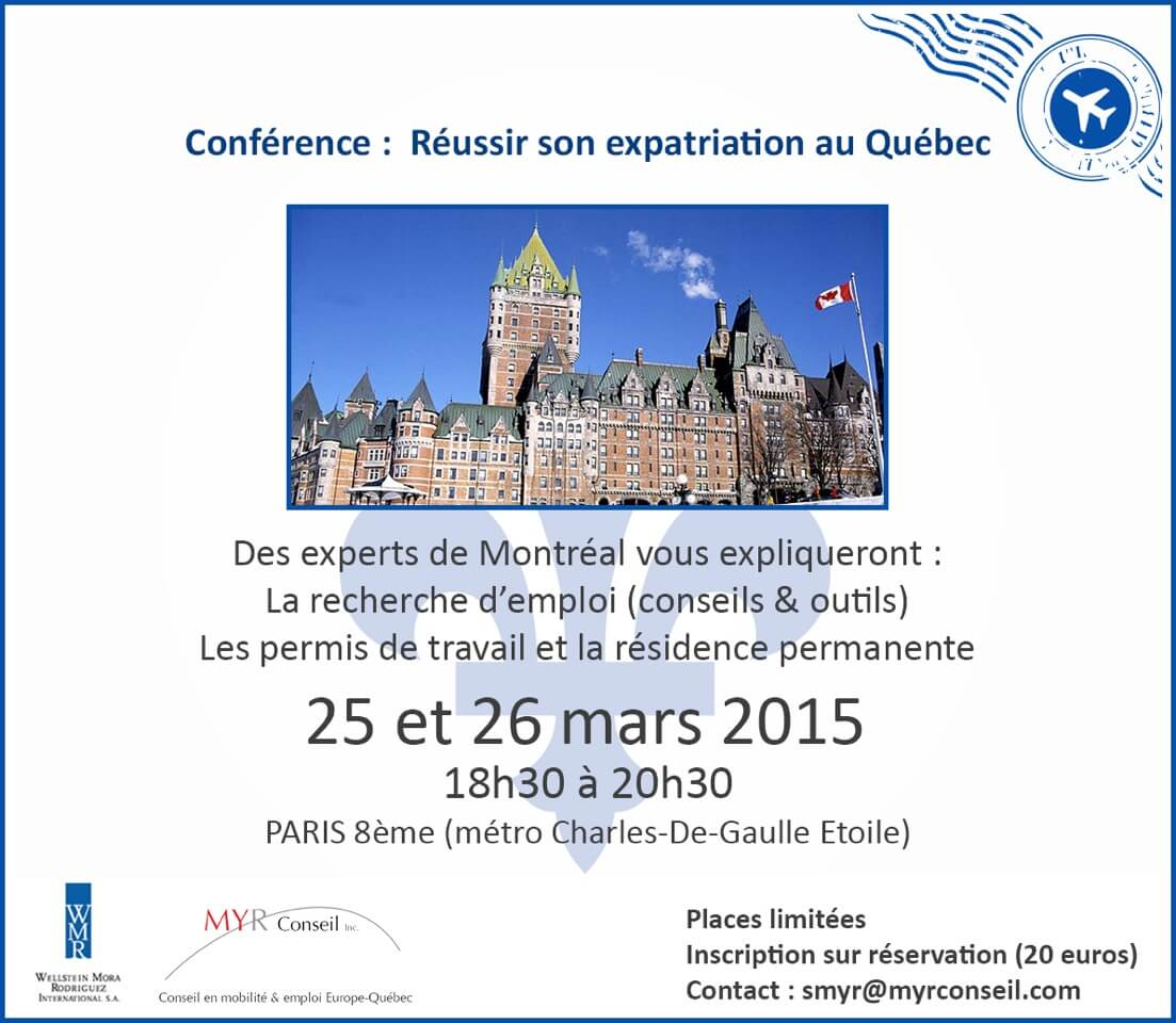 photo pour le 25 et 26 mars 2015 pour la conférence