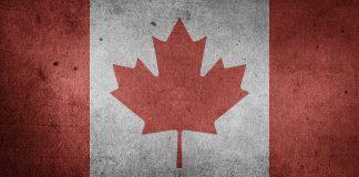 drapeau canadien old fashion